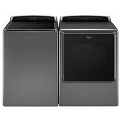 Troubleshoot Whirlpool Cabrio Washer Problems and Do Your