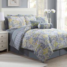 Katerina 7 Piece Comforter Set