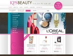 KPS Beauty is a gorgeous new GFM website providing well known beauty products at every day low prices.  Check out www.kpsbeauty.co.nz