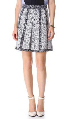10 Crosby Derek Lam Inverted Pleat Skirt