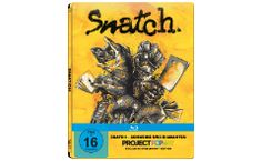 Snatch - Schweine und Diamanten ( Steelbook Edition) - (Blu-ray)