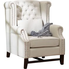 Found It At Joss U0026 Main   Winston Tufted Arm Chair