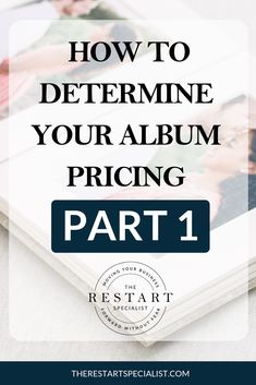 How to determine your album pricing Wedding Photography Tips, Photography Business, How To Use Lightroom, Business Advice, Wedding Album, Get The Job, Creative Business, Blog, Studio Ideas