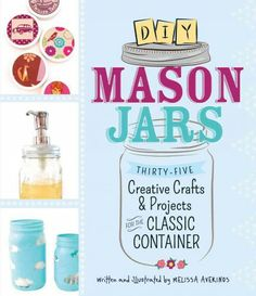 Here is everything you need to make one-of-a-kind creations with everyone's favorite jar, from darling label designs and centerpieces to reed defusers and pendant lighting. These Mason jar crafts will leave a lasting impression in any space!