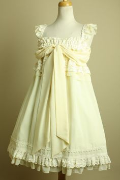Something Frilly This Way Comes