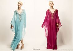 I want a pink kaftan for this EID. I want!!I Want!! The blue one is nice too...arggg..I want all. Can I??