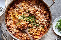 Here's a must-read article from Delish:  The 111 Most Delish Skillet Dinners