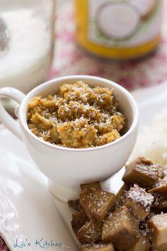 Seitan à la cacahuète et au lait de coco 3