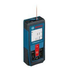 Bosch 140 ft. Laser Distance Measurer-GLM 40 at The Home Depot