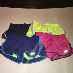 ‼️$18 OFF RETAIL‼NWT ️PICK 2 PAIR OFNIKE 2-1 SHORT ‼️NIKES 2-N-1 SHORTS RETAIL NORMALLY FOR over $45 A PAIR‼️SAVE BIG BY BUYING TWO OF YOUR CHOICE OF COLOR AND SIZE IF SMALL OR MED IN PINK, black, blue or neon. CANNOT BUNDLE with other items Bc I would lose money!! Nike Shorts