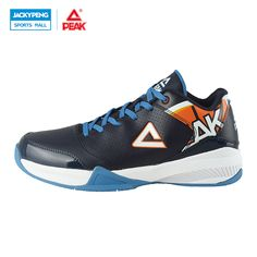 PEAK SPORT Men Outdoor Bas Basketball Shoes Medium Cut Breathable Comfortable REVOLVE Tech Sneakers Athletic Training Boots