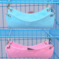 Dog House Hammock Pet Hamster Rat Parrot Ferret Hamster Hanging Bed Hand Wash Cushion House Cage For Dog Cats Hamsters, Hamster Live, Hamster House, Hamster Accessories, Hamster Bedding, Hammock Bed, Dog Branding, Bed Cushions, Luxury Bedding Collections