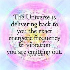 What vibration are you putting out? Spiritual Psychology, Spiritual Quotes, Cool Words, Wise Words, Woman Quotes, Life Quotes, Hypnotize Yourself, Motivational, Inspirational Quotes