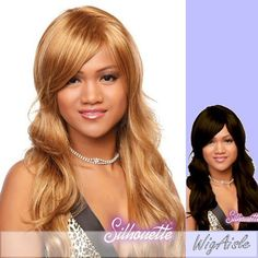 LILY (Silhouette) - Premium Synthetic Full Wig in F237 by Silhouette. $44.96. Premium Synthetic Full Cap Wig. Long length. Straight style. Average cap size. The color you receive may vary from the swatch shown due to your monitor and the distribution of the color fibers dictated by the style.. Color shown is 612. Color F237 is DARK BROWN WITH STRAWBERRY BLONDE AND MEDIUM AUBURN FROST. Color F237 is DARK BROWN WITH STRAWBERRY BLONDE AND MEDIUM AUBURN FROST (Color shown is 61...