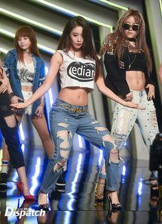 """Boram,Jiyeon,Hyomin """"Sugar Free"""""""