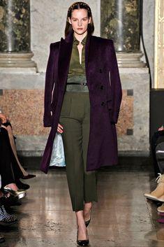 Emilio Pucci Fall 2012 Ready-to-Wear Fashion Show - Sara Blomqvist