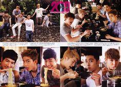 [SCANS] 110326 Aeromook Kpop Boys (Japan) - Exclusive photos and videos - Kpop Boy, Japan, Photo And Video, Videos, Boys, Movies, Movie Posters, Photos, Baby Boys