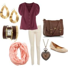 A Perfect Fall Outfit