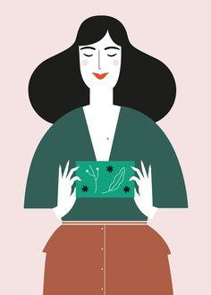 Doolittle Magazine - Sabrina Arnault | Illustration
