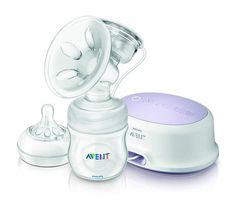 ¡Ya contamos con el extractor de leche de Avent! Es cómodo, seguro y compacto. #Avent #Extractor #Sacaleche #bebe2go #bebe #baby #mom #mama