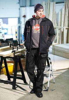 LEE COOPER workwear aus England. Trendige und praktische Berufskleidung im Zeichen einer großen Jeansmarke.