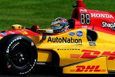 【インディカー】 第13戦ミッドオハイオ フリー走行2:ハンターレイが最速  [F1 / Formula 1]