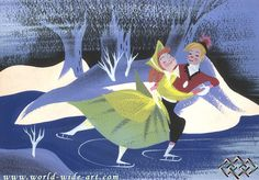 Once Upon a Wintertime - Walt Disney Storybooks