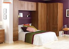 cooke lewis designer walnut style shaker bedroom comparecom independent bedroom bedroom modular furniture