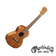 Martin's ukulele collection offers quality ukes with beautiful features. The T1 uke is constructed of solid Hawaiian Koa, a wood native to Hawaii and a favorite of island players. It features a high-q