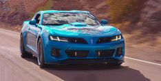 Best Sports Cars   :   Illustration   Description   The Story Behind the 2017 Trans Am 455 Super Duty. Learn more!