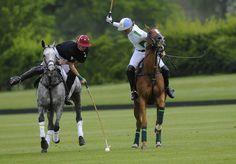 Polo ~ George Meyrick professional player