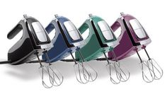 Groupon - Hamilton Beach 6-Speed Hand Mixer with 6 Attachments. Groupon deal price: $29.99