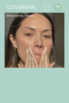 Hair And Makeup Tips, Makeup Tricks, Makeup Tips For Older Women, Lightweight Foundation, Super Short Hair, Covergirl, Diy Lip Balm, Skin Secrets, Cute Hairstyles For Short Hair