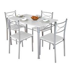 Table De Cuisine  Table + 4 chaises TUTI