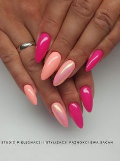Official – Biting Your Finger Nails Leads To Heart Problems Dream Nails, Love Nails, Fun Nails, Spring Nails, Summer Nails, Shellac Nails, Gel Nail Designs, Cute Acrylic Nails, Perfect Nails