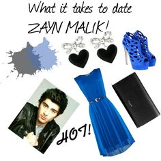 """""""What it takes to date ZAYN MALIK"""" by tactica on Polyvore"""