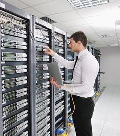 Server's technologies and updates… http://www.totalitech.com/