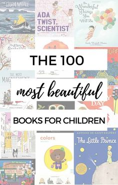 The 100 Most Beautiful Books for Kids