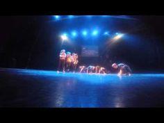 "Spectacle ""Temps Danse"" - breakdance débutant avec Tibo - YouTube"