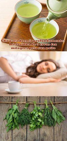Chá para dormir profundamente: misturinha de 3 ervas faz milagres pela sua noite #chá #dormir #chaparadormir #misturinha