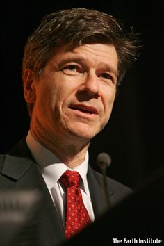 Jeffrey Sachs's vision for sustainable economic development