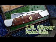 J. H. Glover Shaving Pocket Knife - YouTube