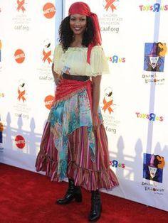 gypsy costume diy - Google Search