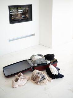 Weekendtur til Amsterdam (dette pakker jeg) Miu Miu Ballet Flats, Amsterdam, Shopping, Fashion, Moda, Fashion Styles, Fashion Illustrations