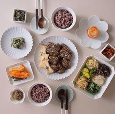 Korean Street Food, Korean Food, K Food, Food Porn, Kawaii Cooking, Recipes From Heaven, Aesthetic Food, Food Presentation, I Love Food