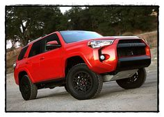 2017 Toyota 4Runner Limited Accessories UK