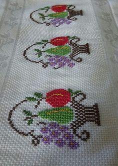 The most beautiful cross-stitch pattern - Knitting, Crochet Love