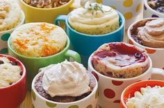 18 Microwave Snacks You Can Cook In A Mug. Where was this list when I was in college?!