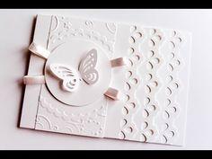 How to Make - Wedding First Communion Greeting Card - Step by Step, Kartka Ślubna Komunijna, My