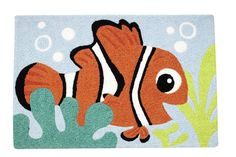 Disney Nemo Rug >>> Click image for more details. (This is an affiliate link and I receive a commission for the sales)